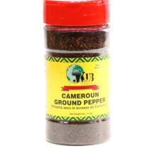 Spices Condiments Ground Pepper